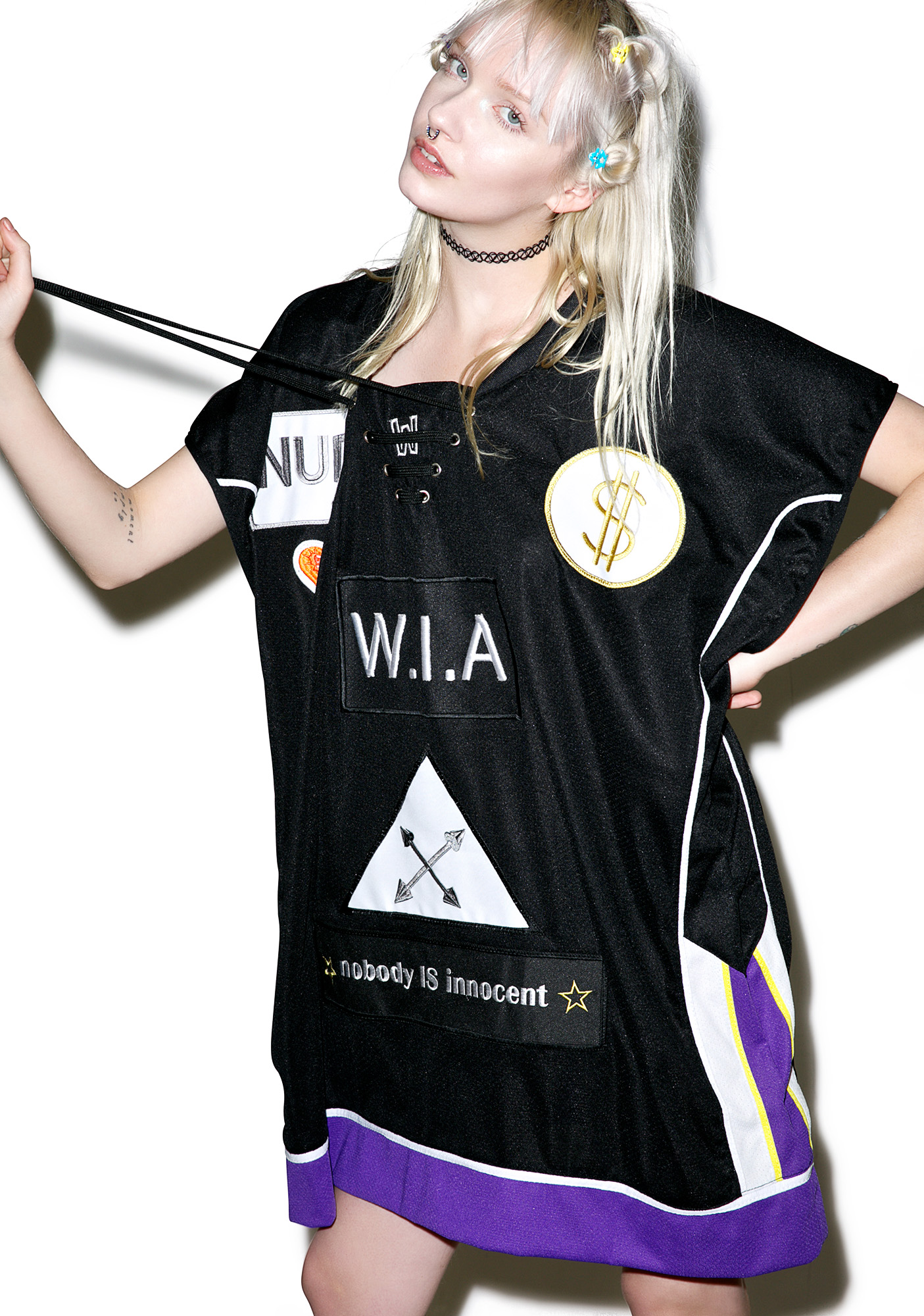 W.I.A Big Patch Vest