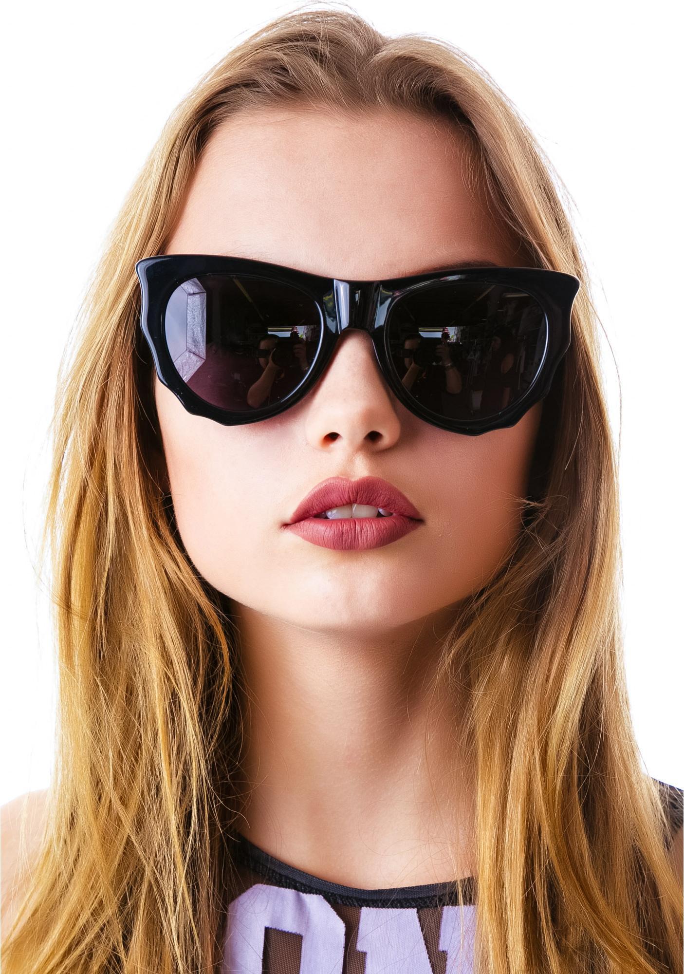 Ksubi Batcat Sunglasses