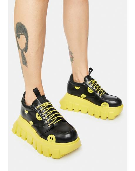 Starboy Platform Sneakers