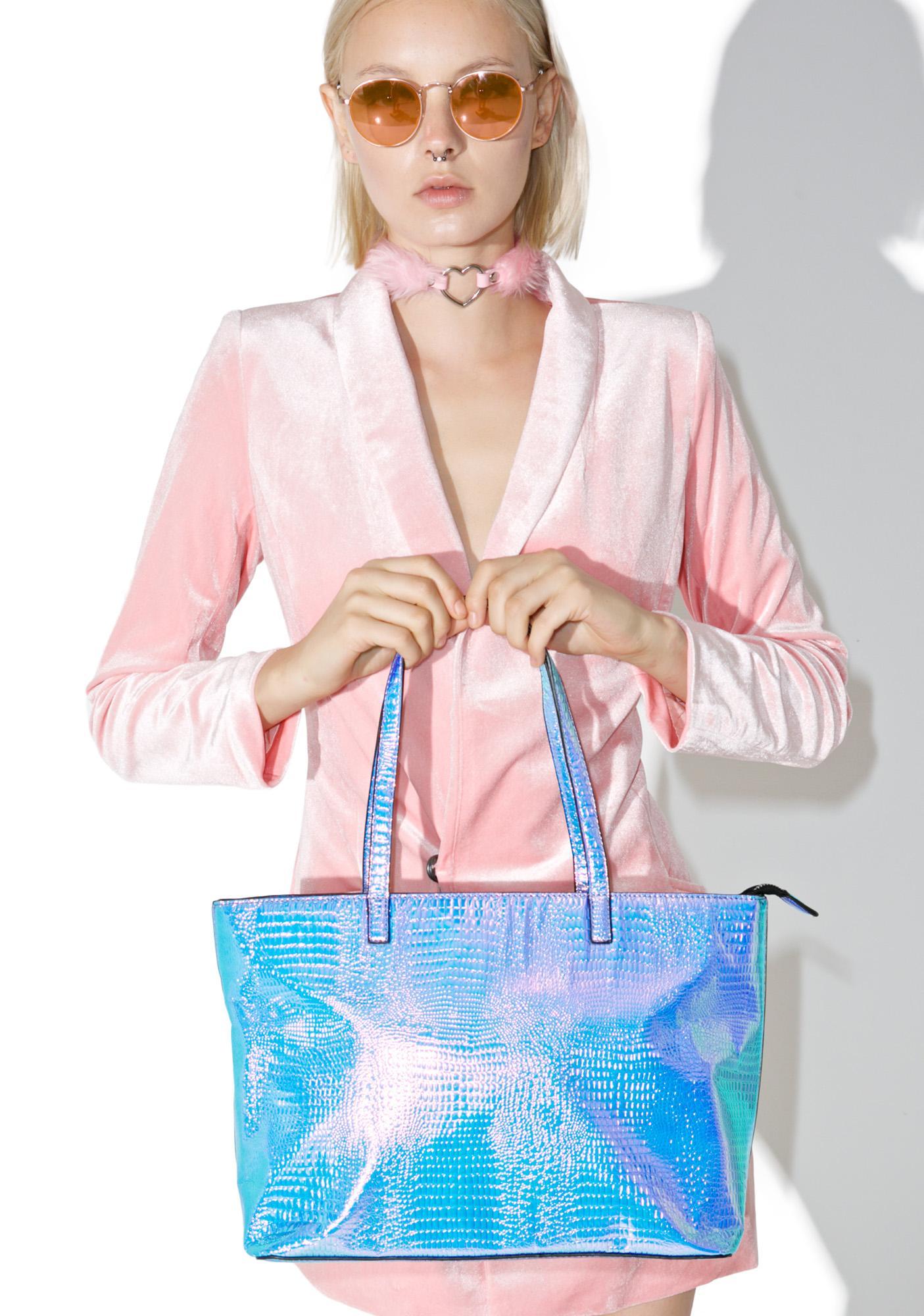 Skinnydip Cosmo Large Tote Bag