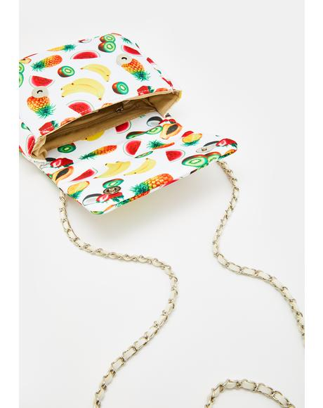 Fruit Punch Crossbody Bag