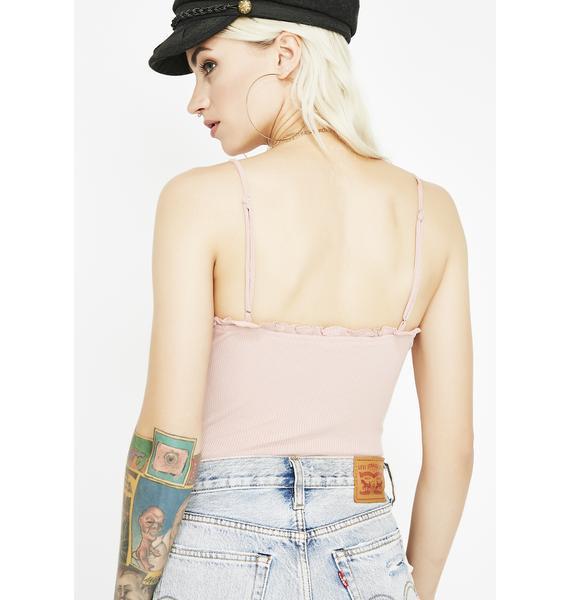 Miss Leadin' Lady Cami Bodysuit