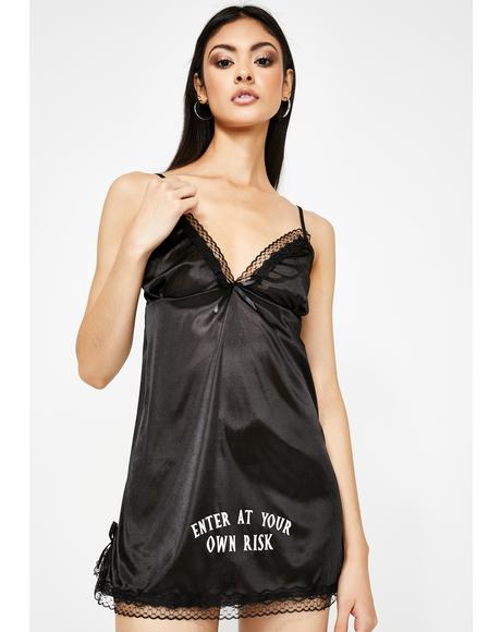 Own Risk Nightie Set