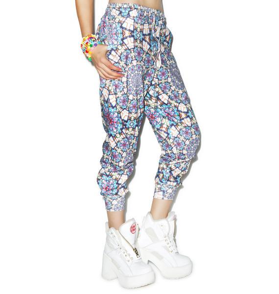 Mandala Gypsy Pants