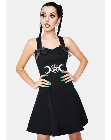Moon Child Mini Dress