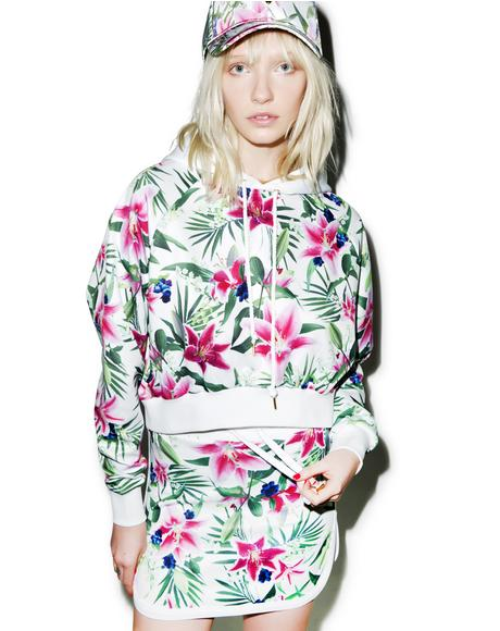 Optical Garden Player Skirt