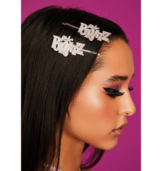 Dolls Kill x Bratz Keep It Glossy Hair Pins