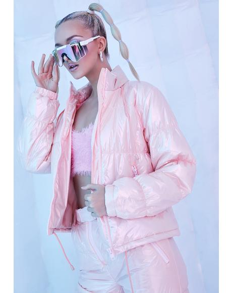 Sweet Space Bae Escapade Puffer Jacket