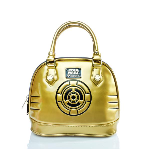 Loungefly X Star Wars C-3PO Purse