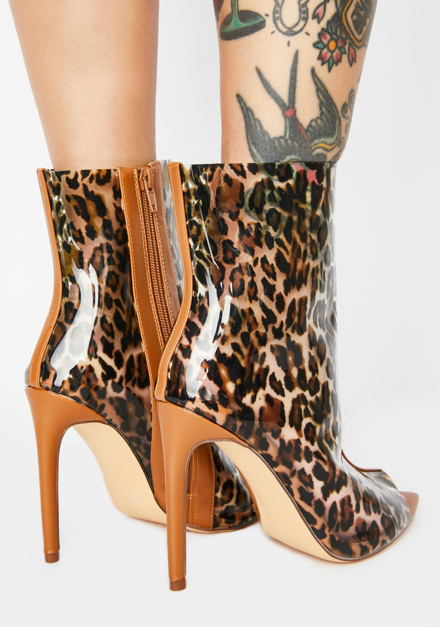 Casual Slay Ankle Boots