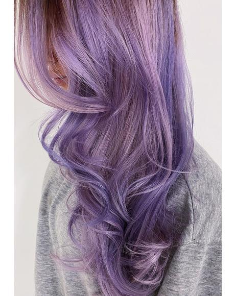 Purple Hair Drop It Dye Kit