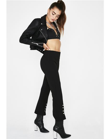 Fancy Fierce Flare Pants