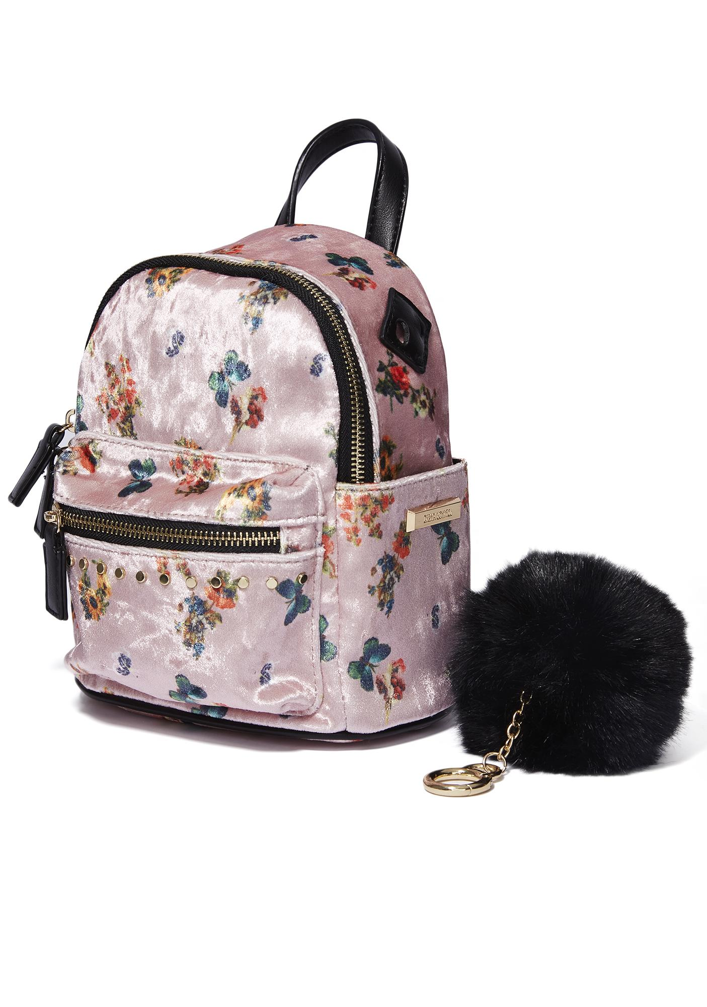 Mini Floral Pink Backpack | Dolls Kill