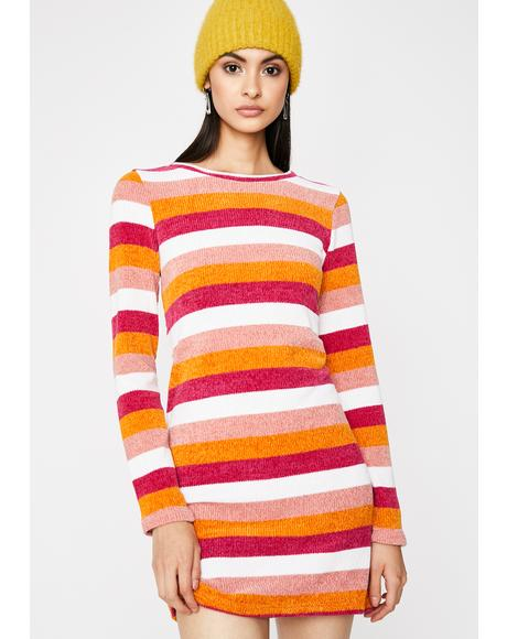 Embrace Me Sweater Dress