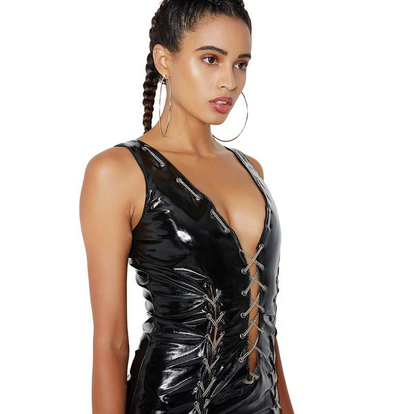 Kiki Riki Anything Goes Latex Dress