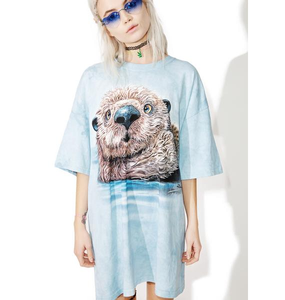 Otter Business Tee