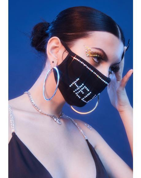 Speak For Urself Mask