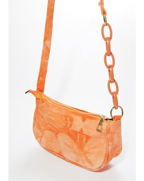 New Dawn Tie Dye Shoulder Bag