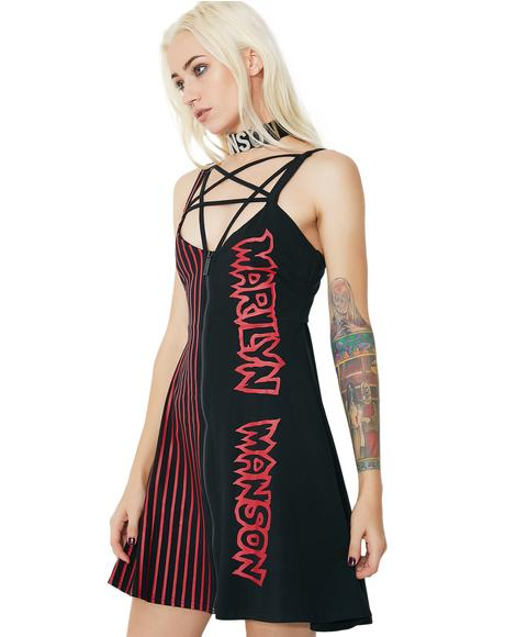 Cryptorchid Harness Dress