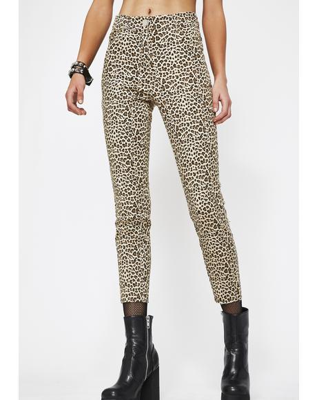Wild Kitty Skinny Jeans
