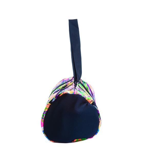 Zara Terez Neon Splatter Dance Bag