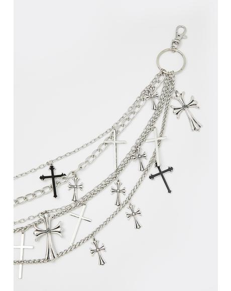 Communion Of Sinners Chain Belt
