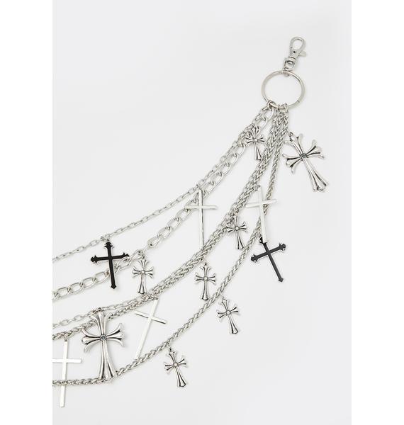 Communion Of Sinners Chain Belt