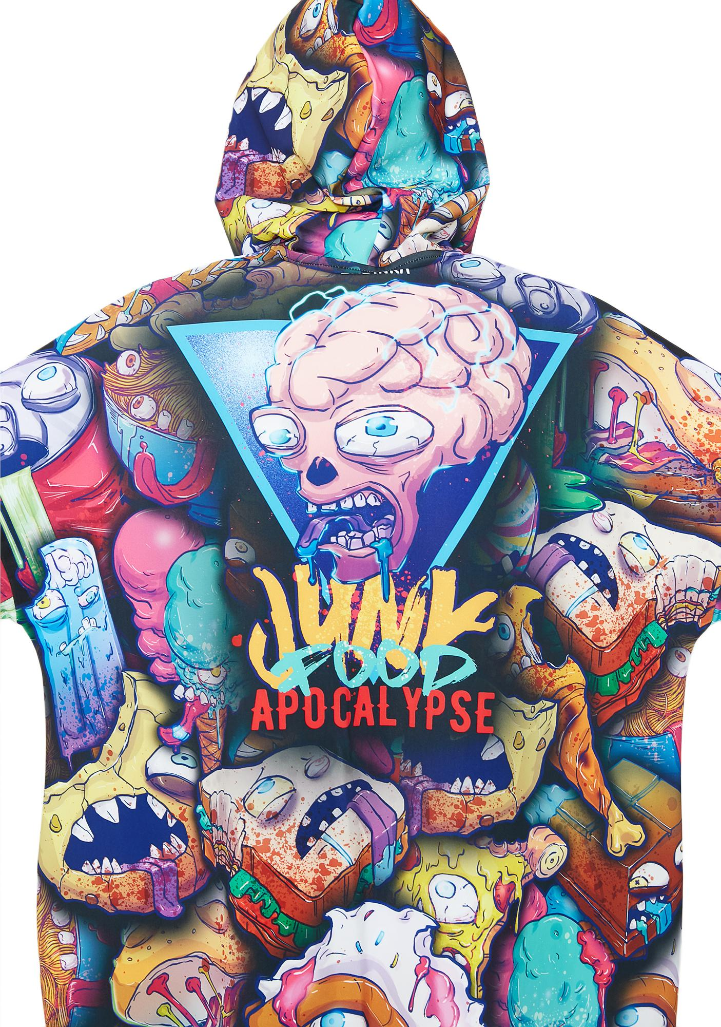 Badinka Junk Food Apocalypse Onesie