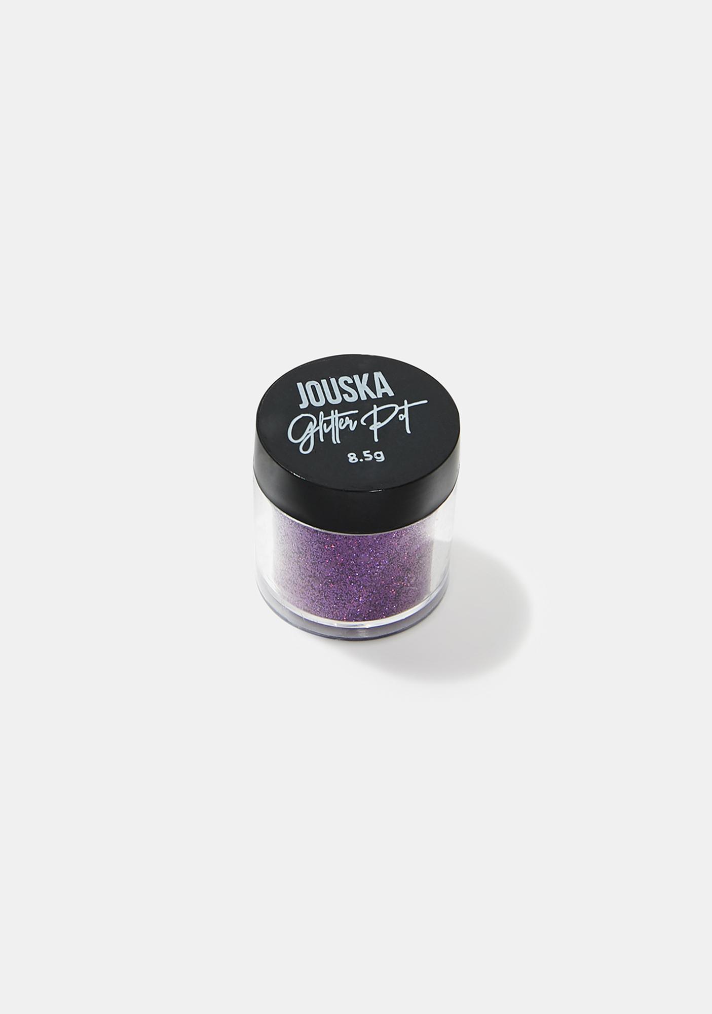 Jouska Cosmetics Royalty Glitter Pot