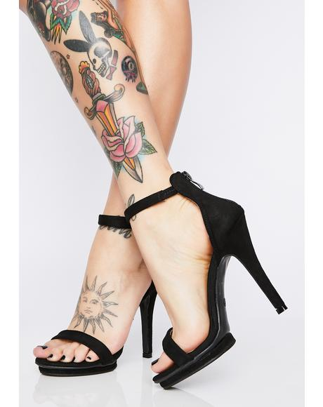 Brattie Pack Stiletto Heels