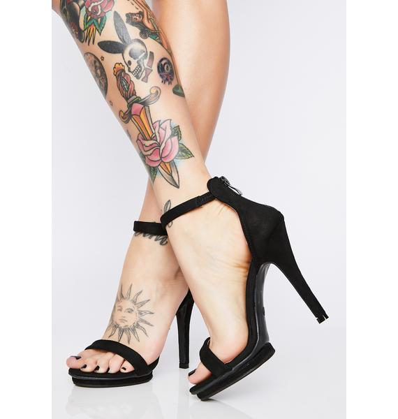 Brattie Pack Stiletto Heels