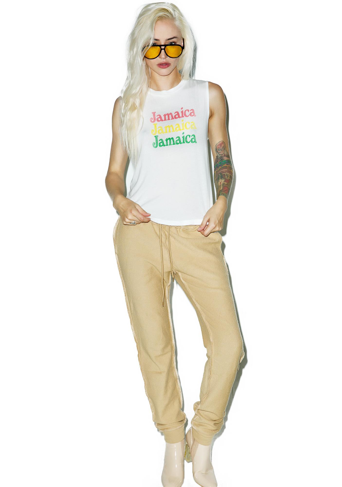 Daydreamer Jamaica Muscle Tank