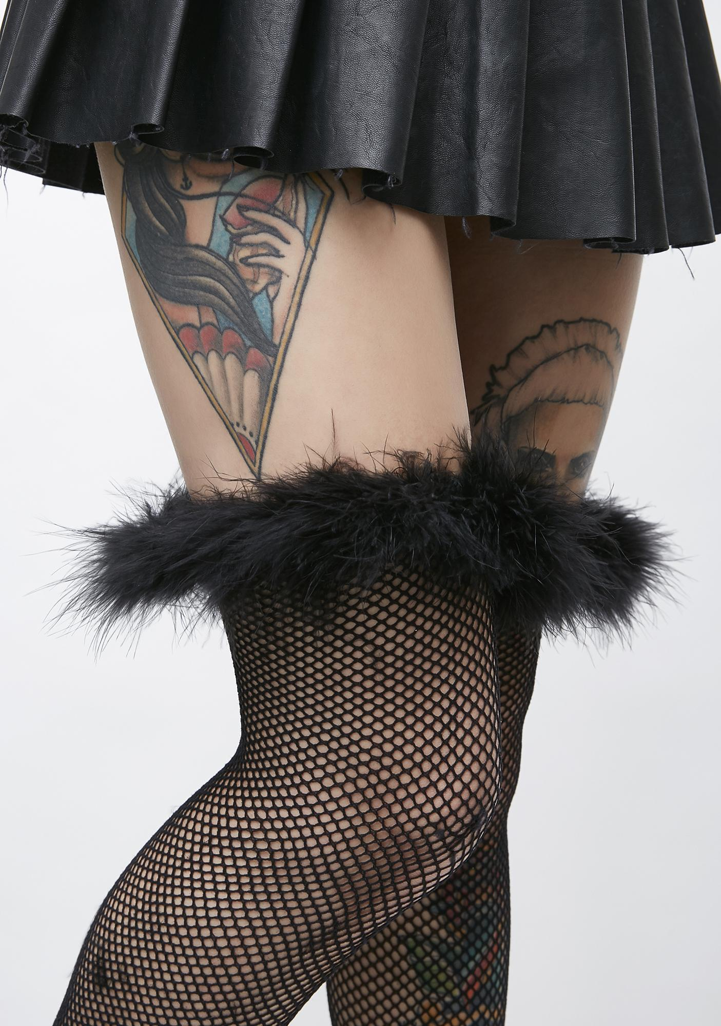 Selfish Thoughts Thigh High