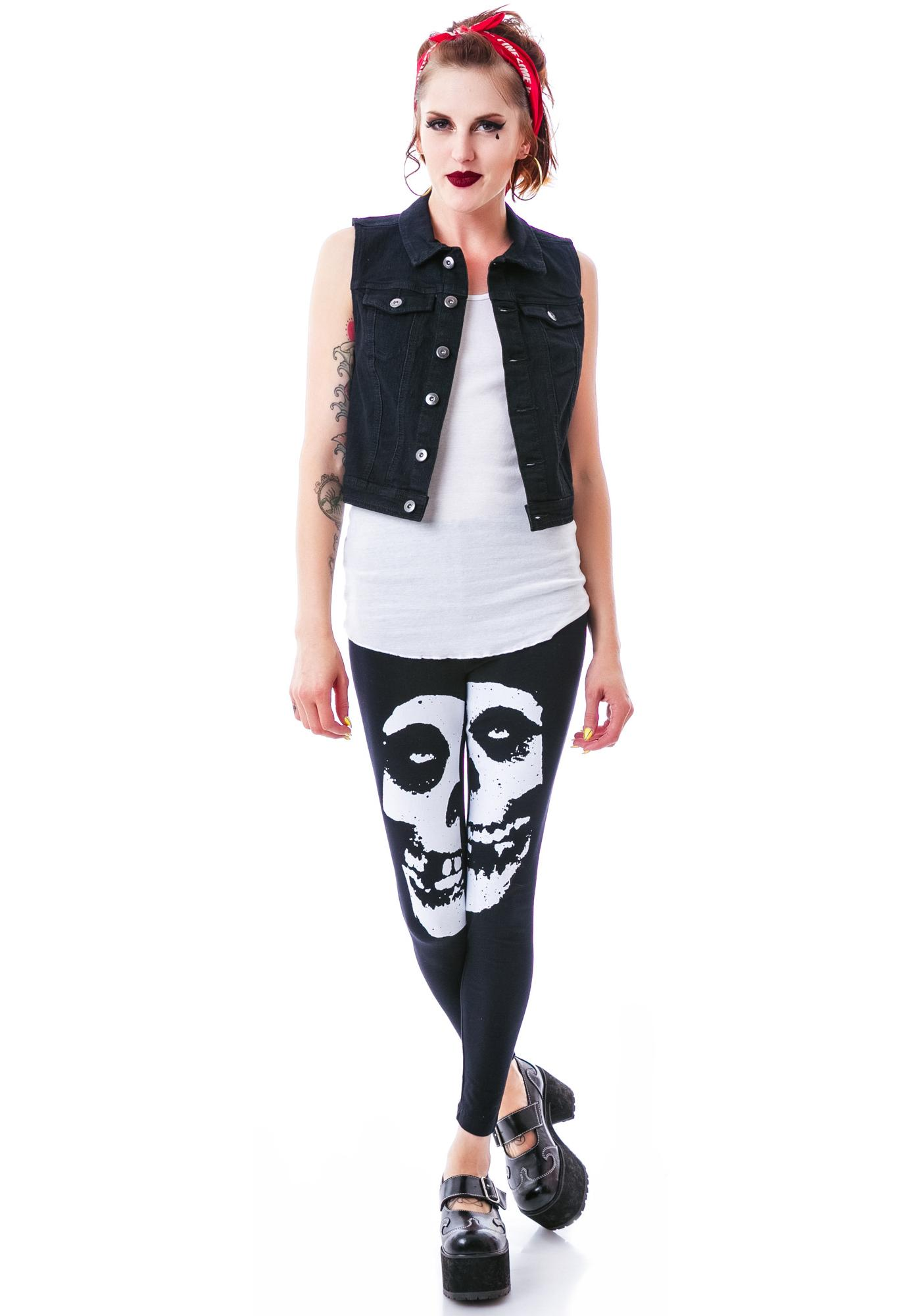 Iron Fist Misfits Leggings