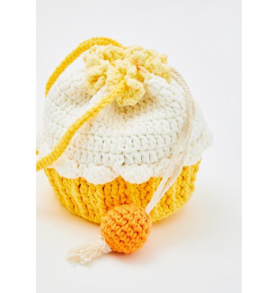 Sweet Treat Crochet Bag