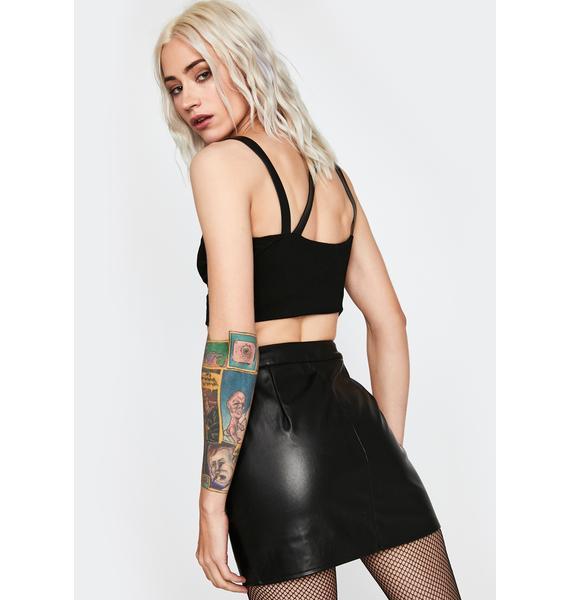 Traffic Jam Moto Skirt