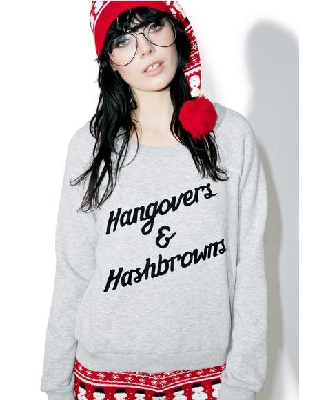 Hangover Cure Sweater