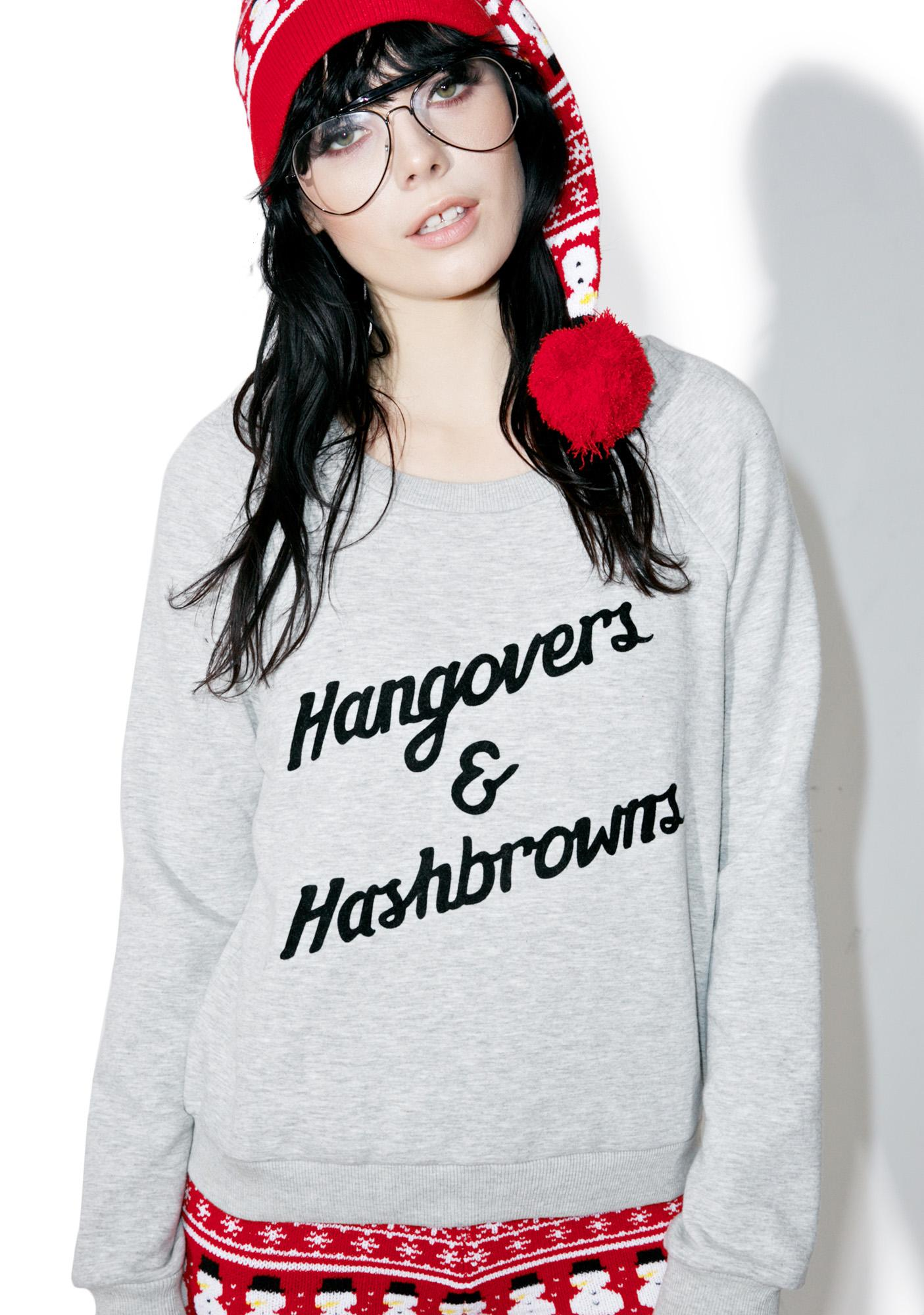 23f5adf32f Mink Pink Hangover Cure Sweater
