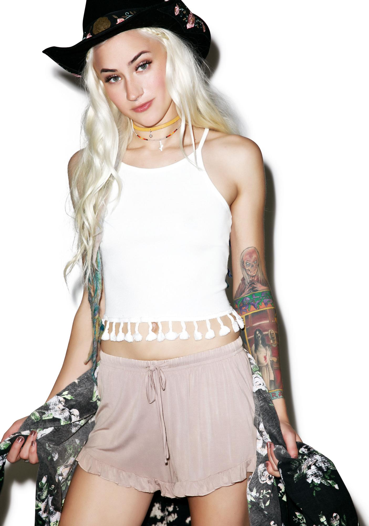 Desert Dune Crop Top