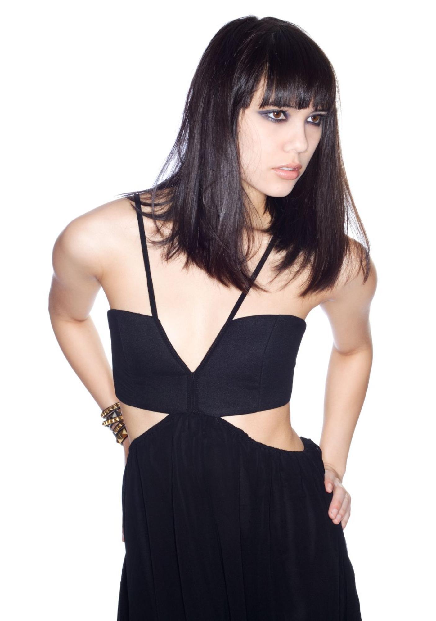 Stylestalker Wild Side Maxi Dress