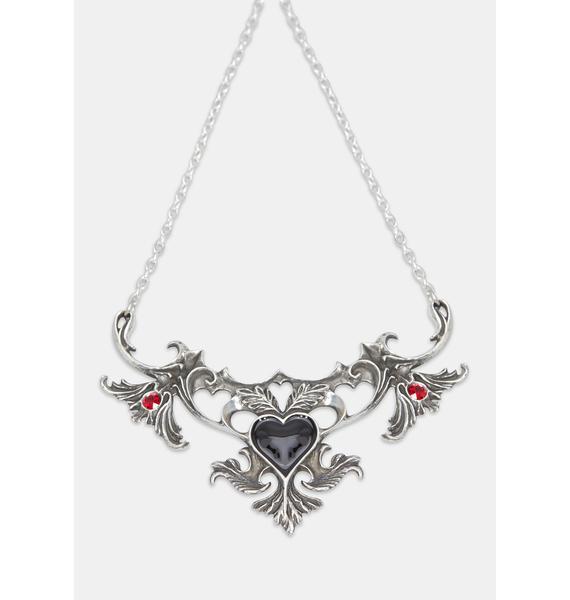 Alchemy England Mon Amour De Soubise Necklace