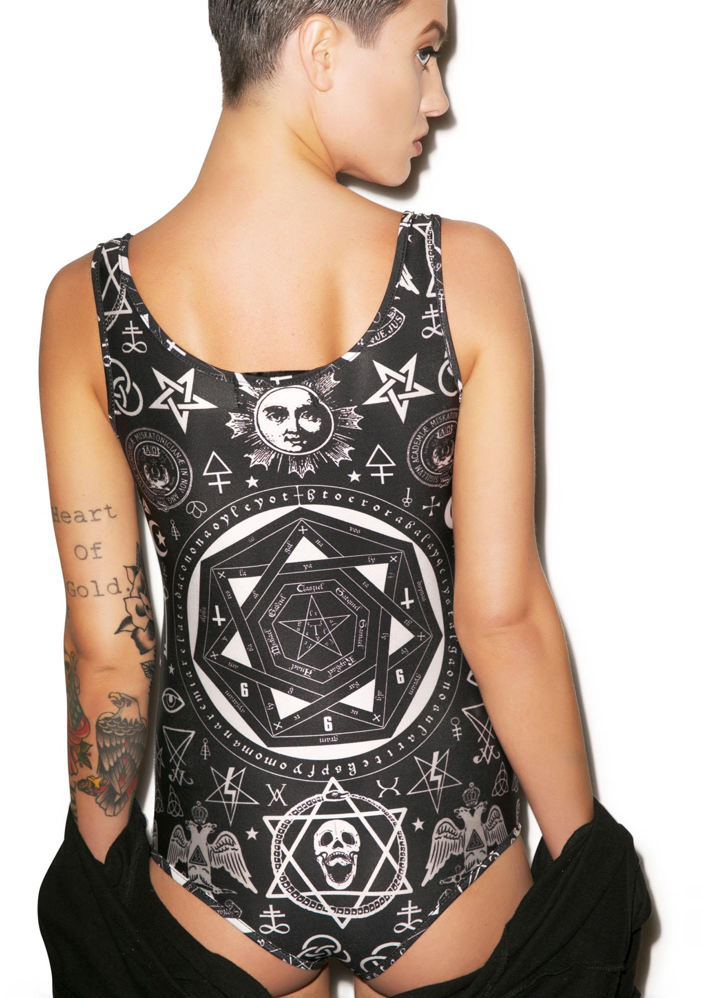 Killstar Occult Swimsuit