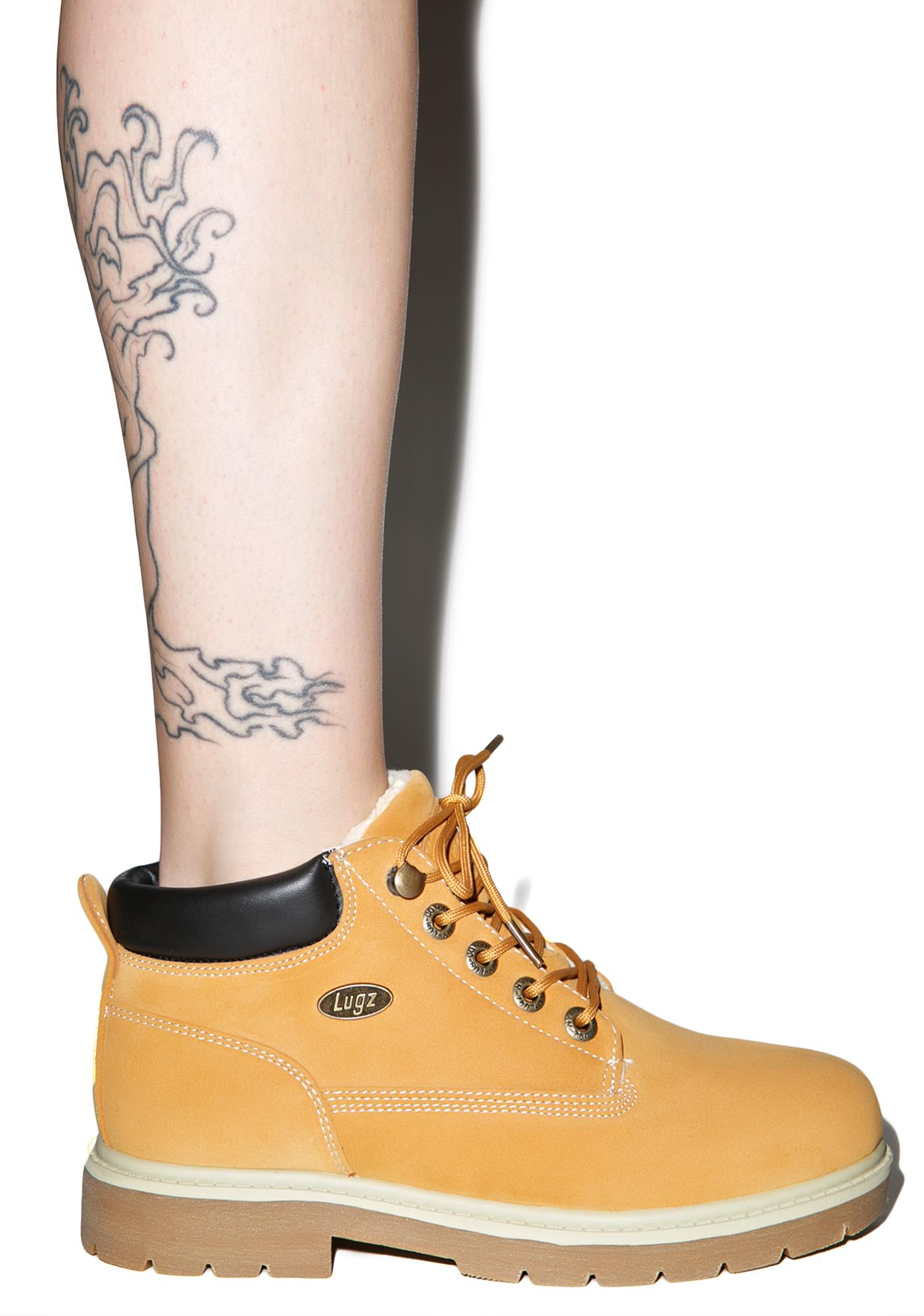 Lugz Classic Low Shifter Boots