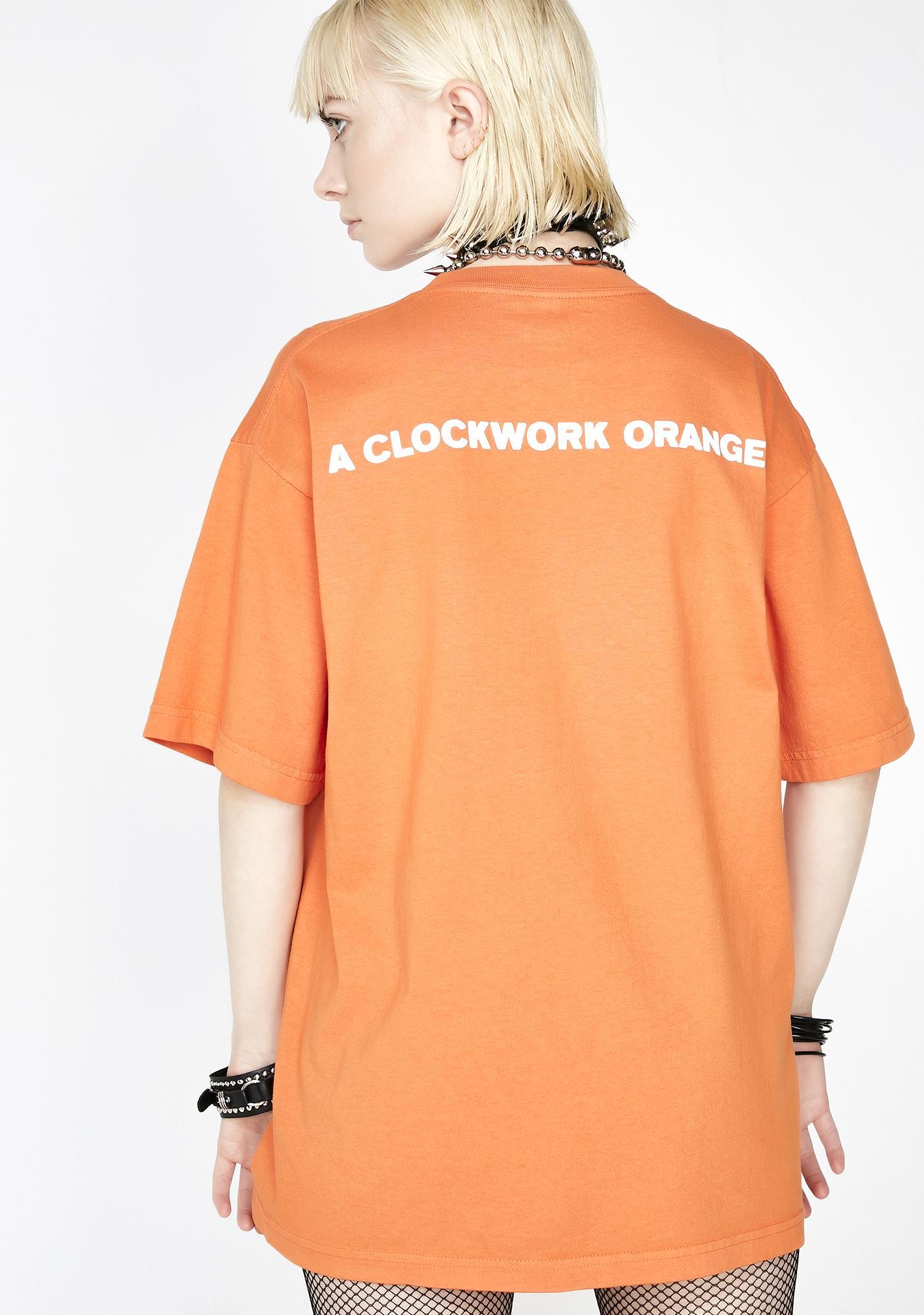Dumbgood Clockwork Orange Alex Tee