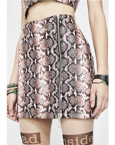 Serpent Skirt