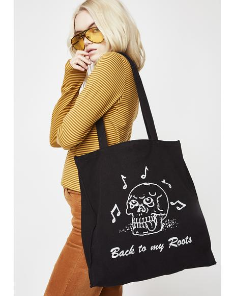 Back To My Roots Tote
