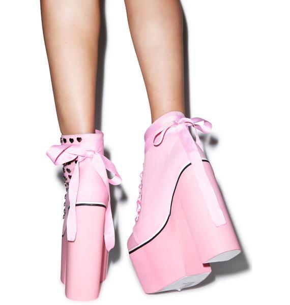 Sugarbaby Kawaii Sweet Street Platform Sneakers