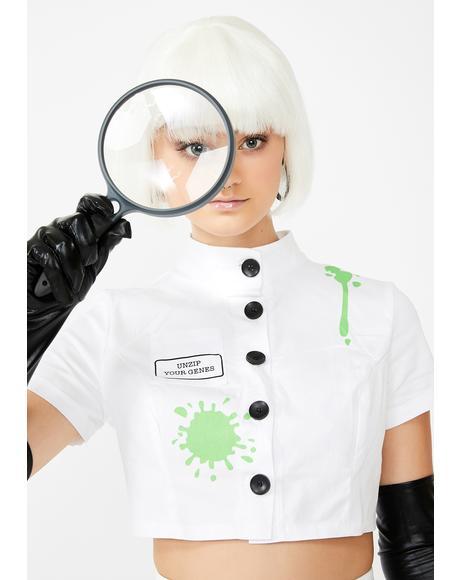 Slut For Science Costume Set