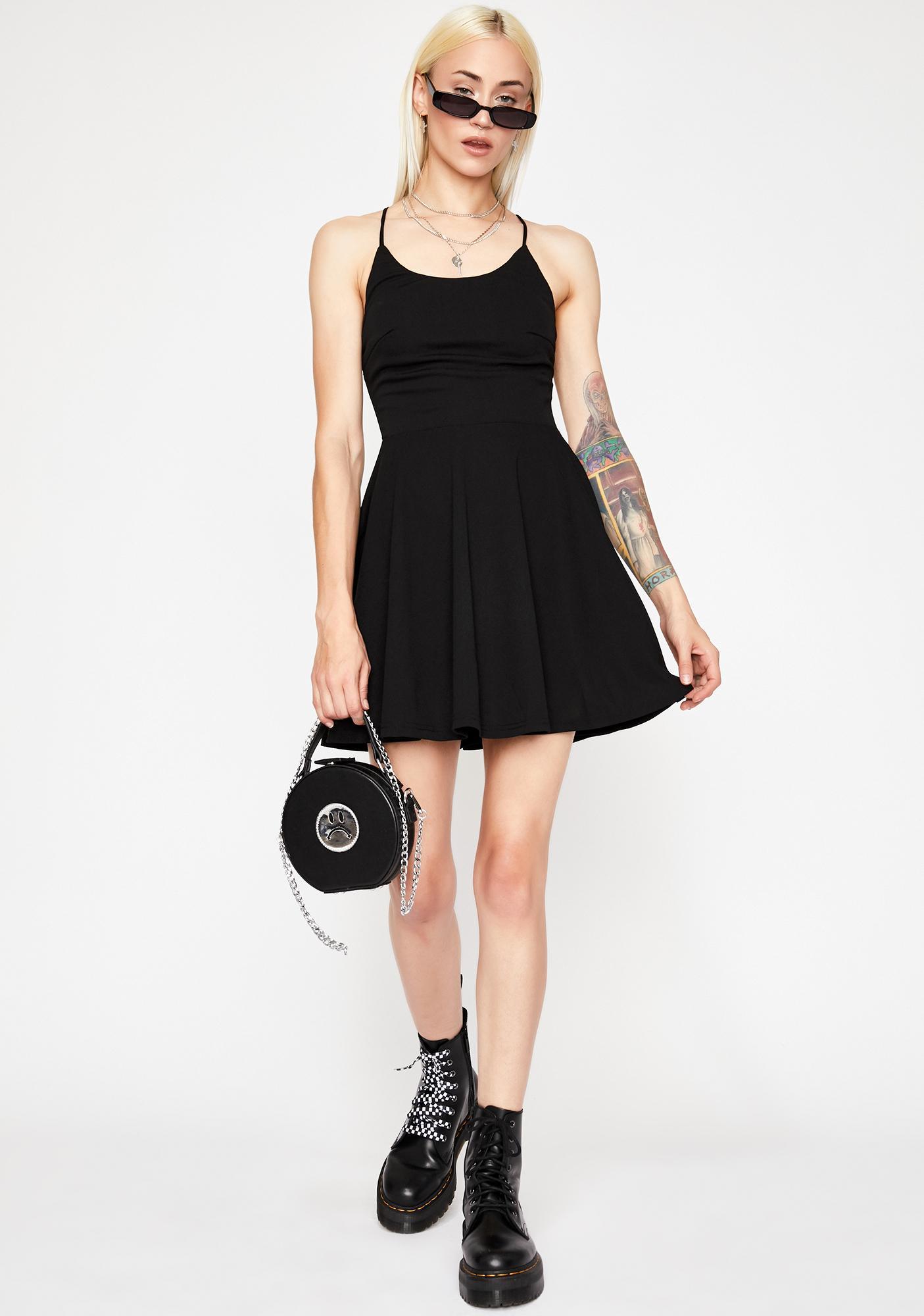 Dangerous Dame Mini Dress
