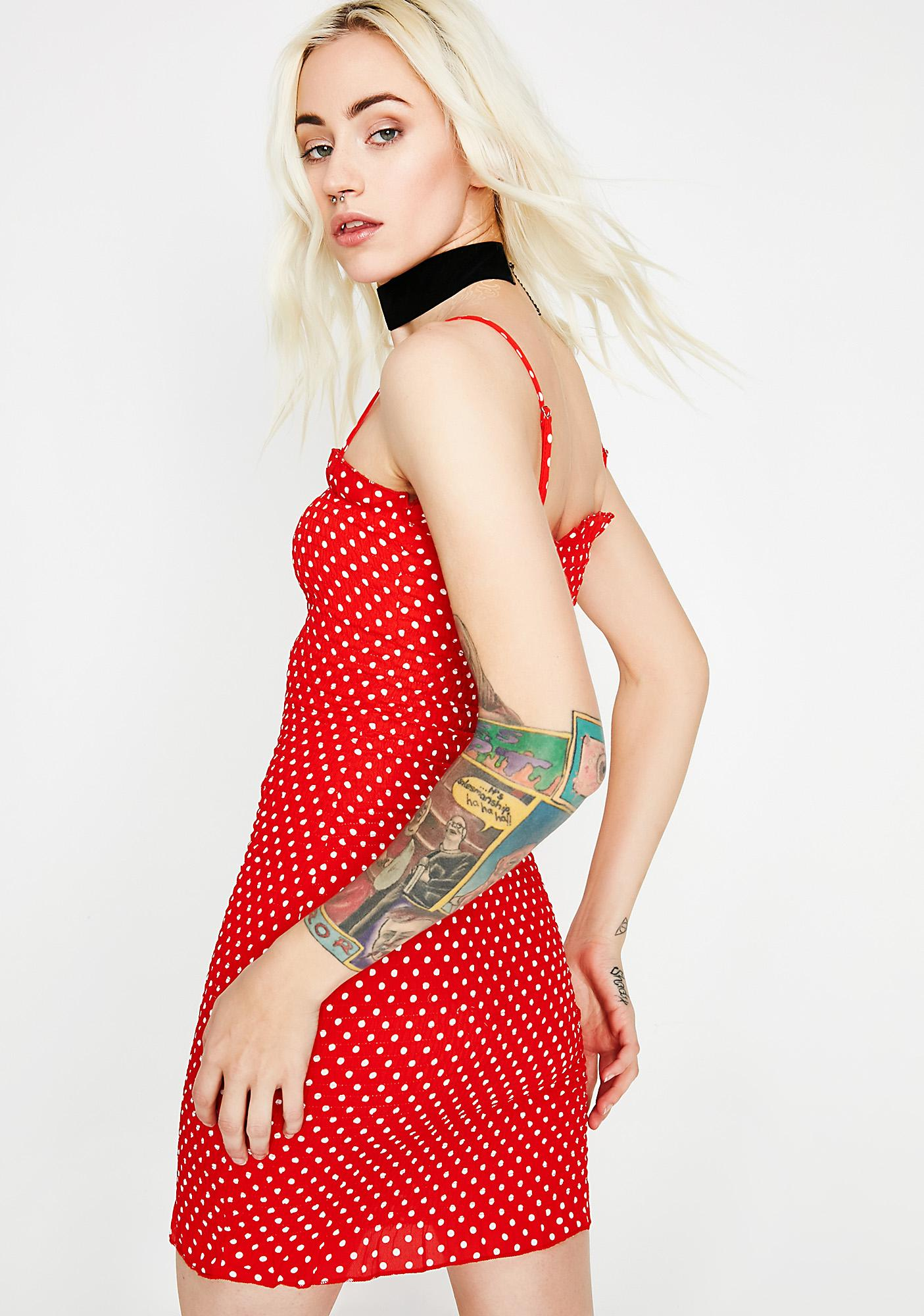 Hard Candy Mini Dress
